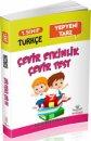 İnovasyon Yayınları 1.Sınıf Türkçe Çevir Etkinlik Çevir Test