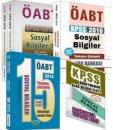 2016 ÖABT Sosyal Bilgiler Öğretmenliği Full Set Yediiklim Yayınları