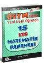Gür Yayınları ÖSYM Tarzı LYS 15 Matematik Denemesi
