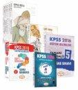 2016 KPSS Eğitim Bilimleri Full Set Yediiklim Yayınları