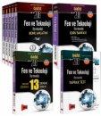 2016 ÖABT Fen ve Teknoloji Öğretmenliği Full Set (Konu-Soru-Deneme-Y.Test) Yargı Yayınları