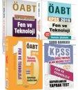 2016 ÖABT Fen ve Teknoloji Öğretmenliği Full Set (Konu-Soru-Deneme-Y.Test) Yediiklim Yayınları
