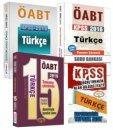 2016 ÖABT Türkçe Öğretmenliği Full Set (Konu-Soru-Deneme) Yediiklim Yayınları