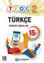Gezegen Yayıncılık TEOG 2 Türkçe 15 li Deneme Sınavı