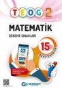 Gezegen Yayıncılık TEOG 2 Matematik 15 li Deneme Sınavı