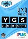 Ipus Yayınları YGS 4X4 Deneme Seti