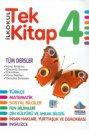 Prizma Yayınları 4. Sınıf Tüm Dersler Tek Kitap Konu Anlatımlı