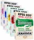 2017 KPSS Genel Yetenek Genel Kültür Bumerang Modüler Soru Bankası Yediiklim Yayınları