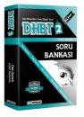2018 DHBT 2 Ön Lisans Soru Bankası DDY Yayınları