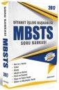 2017 MBSTS Soru Bankası Ahsen Kitap Yayınları
