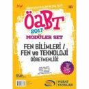 2017 ÖABT Fen Bilimleri Fen ve Teknoloji Öğretmenliği Konu Anlatımlı Modüler Set Murat Yayınları