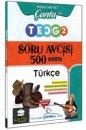8. Sınıf TEOG 2 Türkçe 500 Soru Avcısı Çanta Yayınları