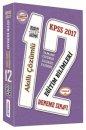 2017 KPSS Eğitim Bilimleri Tamamı Çözümlü 12 Akıllı Deneme Yediiklim Yayınları