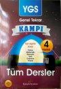 YGS Tüm Dersler Eşit Ağırlık Genel Tekrar KAMPI 4 Fasikül Kampüs Yayınları