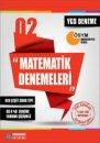 YGS Matematik Tamamı Çözümlü 20x40 Denemeleri Sıradışıanaliz Yayınları