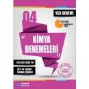 YGS Kimya Tamamı Çözümlü 20x40 Denemeleri Sıradışıanaliz Yayınları