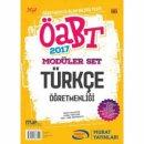 2017 ÖABT Türkçe Öğretmenliği Konu Anlatımlı Modüler Set Murat Yayınları