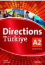 Oxford Yayınları Directions Türkiye A2 Student's Book and Workbook