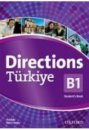 Oxford Yayınları Directions Türkiye B1 Student's Book and Workbook