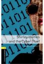 Oxford Yayınları Bookworms Library Stage 1 Shirley Homes and the Cyber Thief