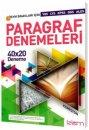 İzlem Yayınları YGS LYS KPSS DGS ALES Paragraf 40 x 20 Deneme