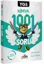 BiDers Yayıncılık YGS Kimya Tamamı Çözümlü 1001 Soru Bankası