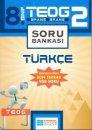 Evrensel İletişim 8. Sınıf TEOG 2 Türkçe Soru Bankası