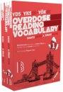2020 YDS YKSDil YökDil Overdose Reading Vocabulay Skills Seti Hakkı Şahin Benim Hocam Yayınları