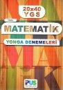 Ipus Yayınları YGS Temel Matematik 20X40 Deneme
