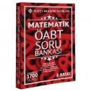 2017 KPSS ÖABT Matematik Öğretmenliği Soru Bankası Kuzey Akademi Yayınları