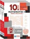 Evrensel İletişim Yayınları 10. Sınıf Matematik Konu Anlatımlı 2 Kitap