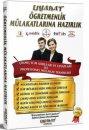 Liyakat Öğretmenlik Mülakatlarına Hazırlık Kitabı Liyakat Yayınları