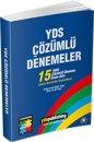 YDS 15 Çözümlü Deneme Ydspuplishing Yayınları