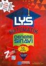 Evrensel İletişim Yayınları LYS Matematik 20 li Deneme