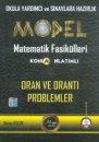 Model Yayınları Matematik Fasikülleri Oran ve Orantı Problemler Konu Anlatımlı Kitap
