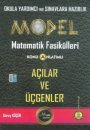 Model Yayınları Matematik Fasikülleri Açılar ve Üçgenler Konu Anlatımlı Kitap