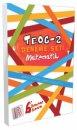 8. Sınıf TEOG 2 Matematik 6 Deneme Sınavı Benim Hocam Yayınları