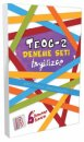 8. Sınıf TEOG 2 İngilizce 6 Deneme Sınavı Benim Hocam Yayınları