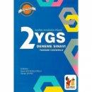 YGS Tamamı Çözümlü 2 Deneme Sınavı Altın Post Yayıncılık
