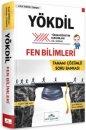 YÖKDİL Fen Bilimleri Tamamı Çözümlü Soru Bankası Suat Gürcan Rıdvan Gürbüz İrem Yayınları