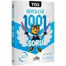 YGS Biyoloji Tamamı Çözümlü 1001 Soru BiDers Yayıncılık