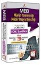 MEB Müdür Yardımcılığı ve Müdür Başyardımcılığı Açıklamalı Soru Bankası 2016 657 Yayınları