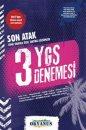 YGS Son Atak 3 Deneme Seti Okyanus Yayınları