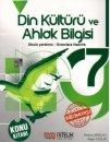 Nitelik Yayınları 7. Sınıf Din Kültürü ve Ahlak Bilgisi Konu Anlatımlı