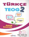 8. Sınıf TEOG 2 Türkçe Aşamalı 28 Deneme Berkay Yayıncılık