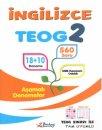 8. Sınıf TEOG 2 İngilizce Aşamalı 28 Deneme Berkay Yayıncılık