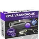 KPSS Vatandaşlık Taşınabilir Flash Bellek KR Akademi
