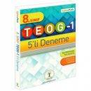 8. Sınıf TEOG 1 5 Deneme Sınavı Eğitim Park Yayınları