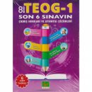 8. Sınıf TEOG 1 Son 6 Sınavın Çıkmış Sorular ve Ayrıntılı Çözümleri Özgül Yayınları