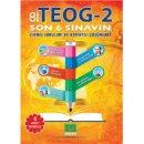 8. Sınıf TEOG 2 Son 6 Yılın Çıkmış Soruları ve Çözümleri Özgül Yayınları
